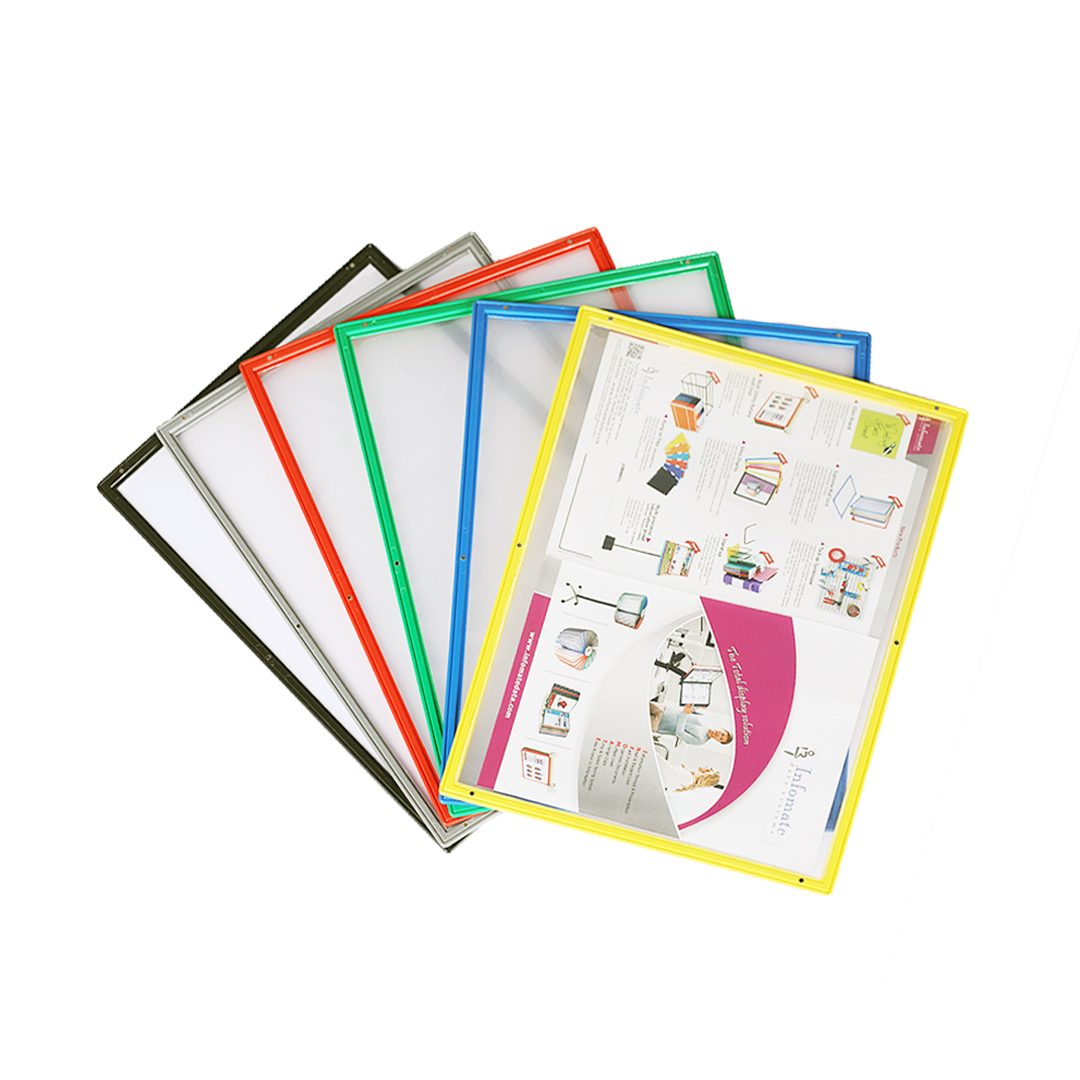 Infomate Magnetic Folders