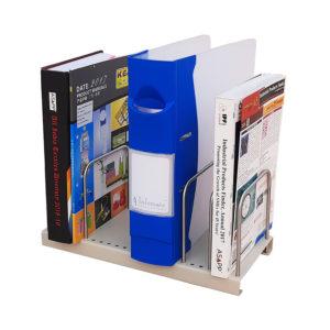 File Organizer / Adjustable File Rack- Stand Up