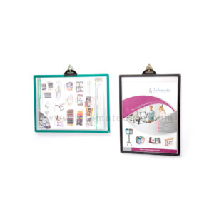 Wall Hanger – Document Holder – A4 Size, Pack of 3