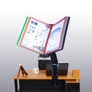 Flexi Arm Table Display Unit